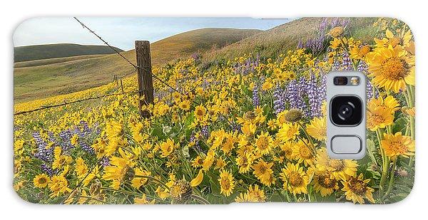 Wildflower Bonanza Galaxy Case