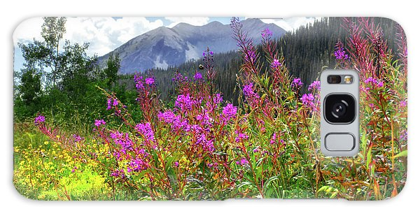 Wildflower Capital Galaxy Case