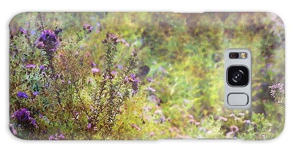Wildflower Garden Impression 4464 Idp_2 Galaxy Case