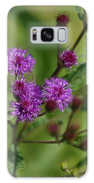 Wildflower Galaxy Case