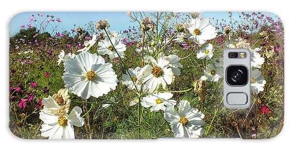 Wildflower Mania Galaxy Case