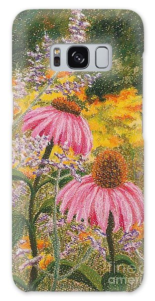 Wildflowers Galaxy Case