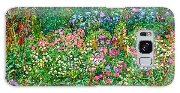 Wildflowers Near Fancy Gap Galaxy Case