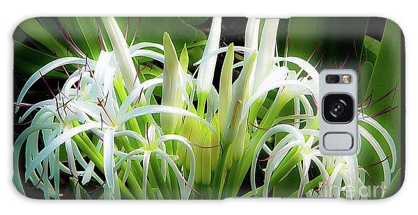 Wildflowers Of Hawaii Galaxy Case