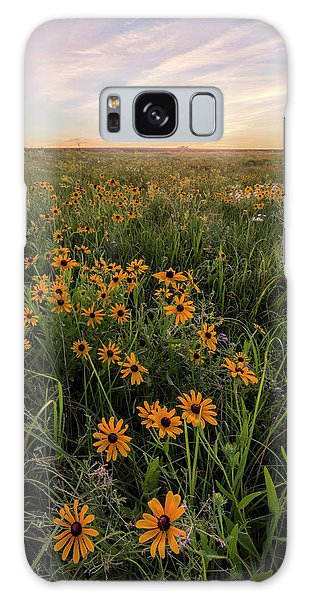 Wildflowers Galaxy Case