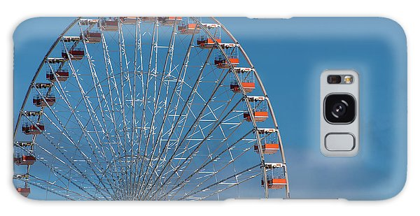 Wildwood Ferris Wheel Galaxy Case