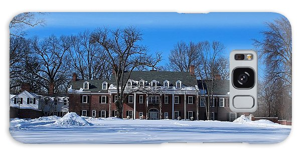 Wildwood Manor House In The Winter Galaxy Case