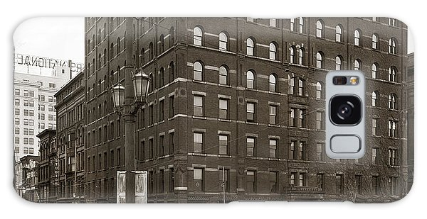 Wilkes Barre Pa Hollenback Coal Exchange Building Corner Of Market And River Sts April 1937 Galaxy Case