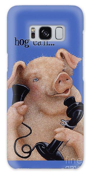 Will Bullas Phone Cover Hog Call  Galaxy Case
