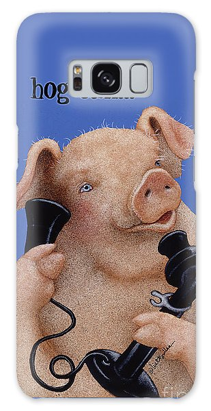 Will Bullas Phone Cover Hog Call  Galaxy Case