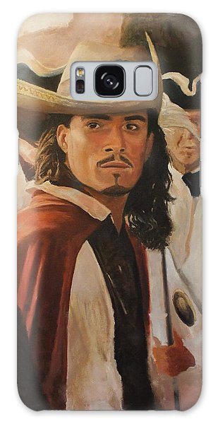 Will Turner Galaxy Case
