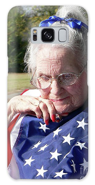 Will You Remember Me Alzheimers Galaxy Case