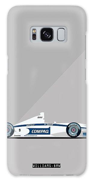 Williams Bmw Fw23 F1 Poster Galaxy Case