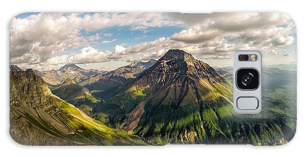 Williams Peak Alaska Galaxy Case