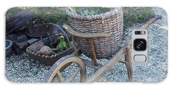 Royal Colony Galaxy Case - Williamsburg Basket Cart by Teresa Mucha