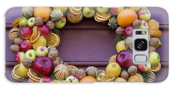 Royal Colony Galaxy Case - Williamsburg Wreath 41 by Teresa Mucha