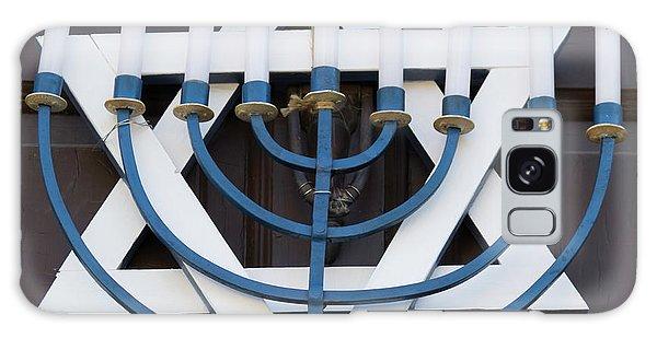 Royal Colony Galaxy Case - Williamsburg Wreath 95 by Teresa Mucha