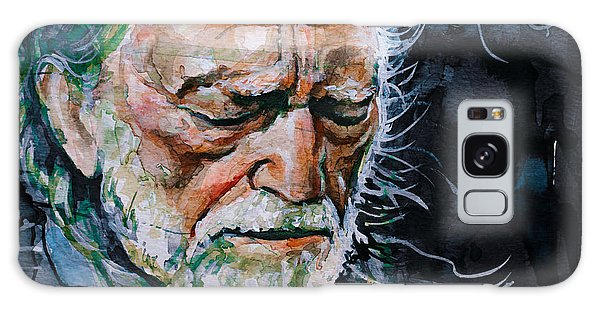 Willie Nelson 7 Galaxy Case