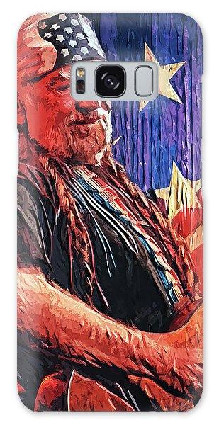 Galaxy Case - Willie Nelson by Zapista Zapista