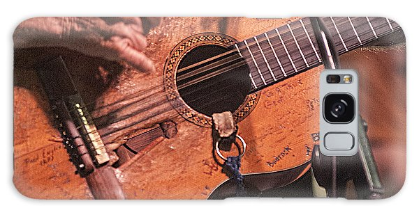 Willie's Guitar Galaxy Case