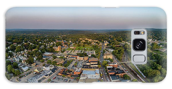 Willimantic Panorama Galaxy Case