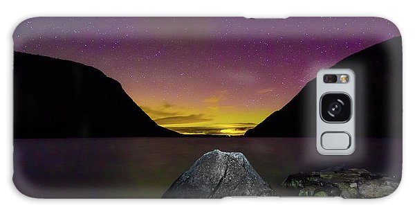 Willoughby Aurora And Boulder Galaxy Case