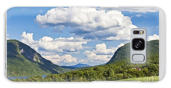 Willoughby Gap Cloudscape Galaxy Case