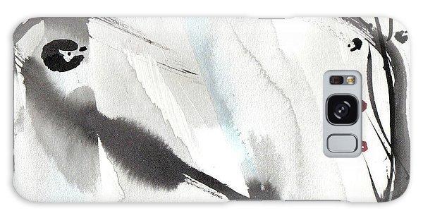 Willow Birds Galaxy Case