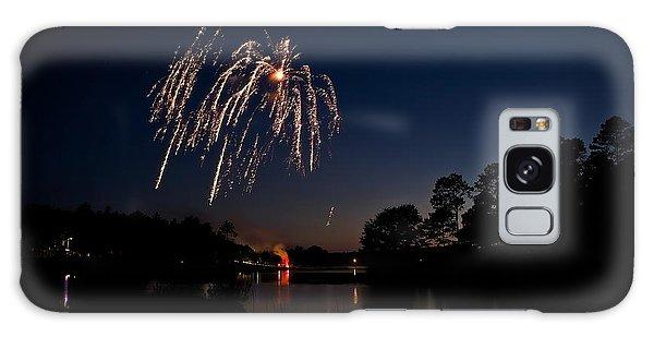 Willow Firework Galaxy Case