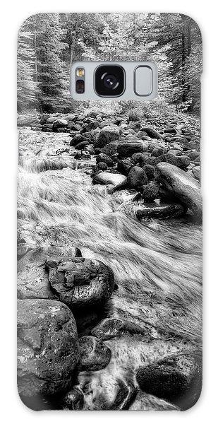 Galaxy Case featuring the photograph Wilson Creek 2 by Alan Raasch