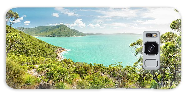 Wilsons Promontory Galaxy Case - Wilsons Promontory Panorama by Tim Hester