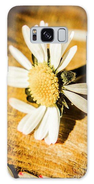 Daisy Galaxy Case - Wilt by Jorgo Photography - Wall Art Gallery