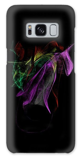 Galaxy Case - Wilted Tulips by Kerri Thompson