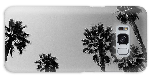 Los Angeles Galaxy Case - Wind In The Palms- By Linda Woods by Linda Woods