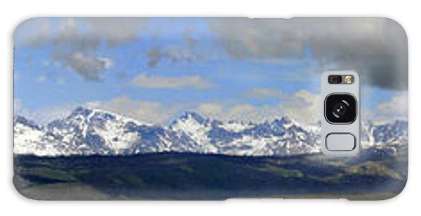 Dm9504-wind River Range Panorama  Galaxy Case