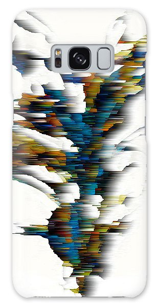Galaxy Case featuring the painting Wind Series 08.072311wscvss by Kris Haas