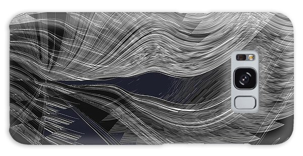 Wind Whipped Galaxy Case