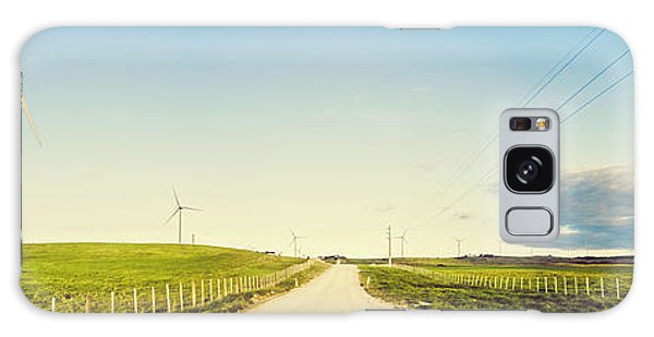 Environments Galaxy Case - Windfarm Way by Jorgo Photography - Wall Art Gallery