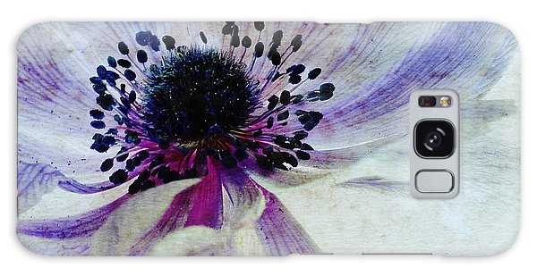 Windflower Galaxy Case by AugenWerk Susann Serfezi