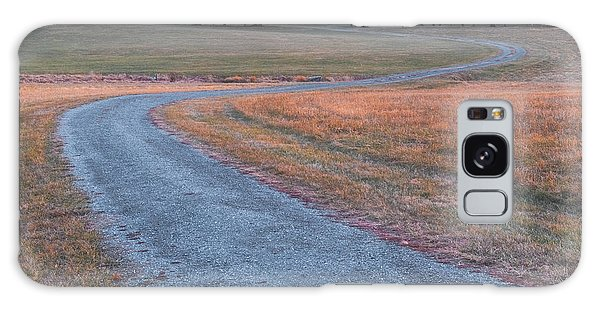 Winding Road Galaxy Case