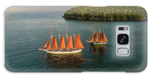 Windjammer Cruises  Galaxy Case