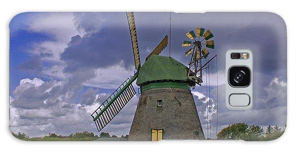 Windmill Amrum Germany Galaxy Case