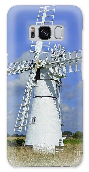 Windmill Galaxy Case by Anne Gordon