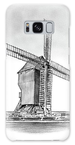Battle Galaxy Case - Windmill At Valmy by Greg Joens