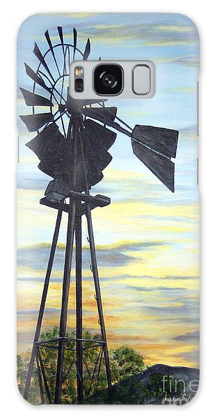 Windmill Capture The Wind Galaxy Case