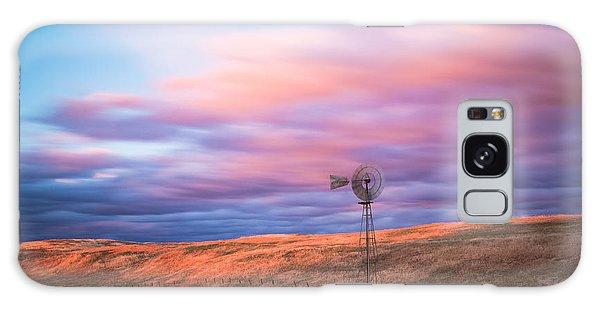 Windmill Le Galaxy Case