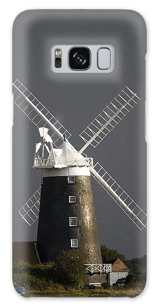 Windmill Norfolk Galaxy Case