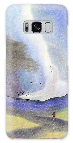 Windmills Of The Mind Galaxy Case