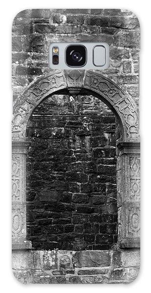 Window At Donegal Castle Ireland Galaxy Case