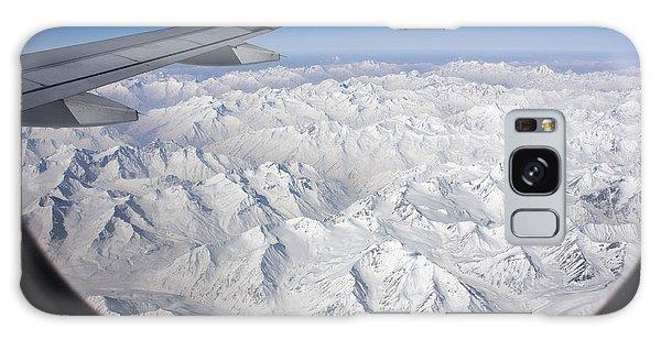 Window To Himalaya Galaxy Case
